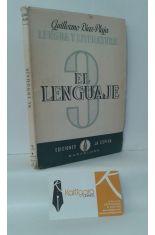 EL LENGUAJE. (FONÉTICA, ORTOGRAFÍA, MORFOLOGÍA, SINTAXIS) LENGUA Y LITERATURA TERCER CURSO