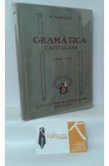 GRAMÁTICA DE LA LENGUA CASTELLANA, PRIMER GRADO