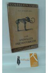 LOS ANIMALES PREHISTÓRICOS
