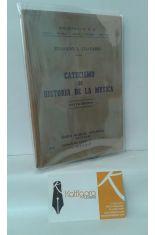 CATECISMO DE HISTORIA DE LA MÚSICA