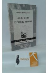 JULIO CÉSAR - PEQUEÑOS POEMAS