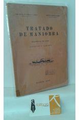 TRATADO DE MANIOBRA (CUADERNO TERCERO) APAREJOS Y GANCHOS