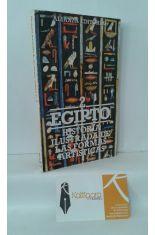 HISTORIA ILUSTRADA DE LAS FORMAS ARTÍSTICAS. 2, EGIPTO