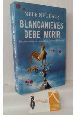 BLANCANIEVES DEBE ,MORIR. DOS ASESINATOS, UNA CONDENA Y UN MURO DE SILENCIO