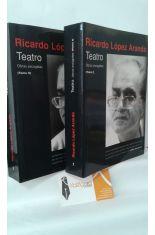 TEATRO, OBRAS ESCOGIDAS (2 TOMOS)