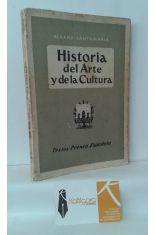 HISTORIA DEL ARTE Y DE LA CULTURA. QUINTO CURSO