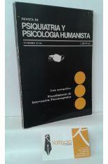 REVISTA DE PSIQUIATRÍA Y PSICOLOGÍA HUMANISTA. NÚMERO 23/24 PROCEDIMIENTOS DE INTERVENCIÓN PSICOTERAPÉUTICA