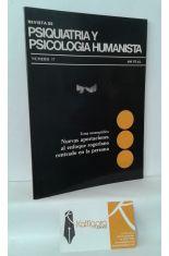 REVISTA DE PSIQUIATRÍA Y PSICOLOGÍA HUMANISTA. NÚMERO 17 NUEVAS APORTACIONES AL ENFOQUE ROGERIANO CENTRADO EN LA PERSONA