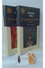 EL MANUSCRITO CARMESÍ (2 TOMOS)