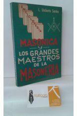 ENCICLOPEDIA MASÓNICA Y LOS GRANDES MAESTROS DE LA MASONERÍA