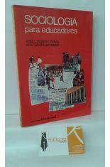 SOCIOLOGÍA PARA EDUCADORES