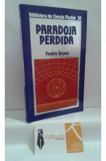 PARADOJA PERDIDA Y OTROS 12 CUENTOS DE CIENCIA FICCIÓN