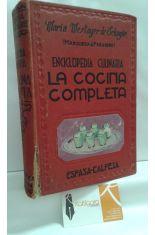 ENCICLOPEDIA CULINARIA LA COCINA COMPLETA