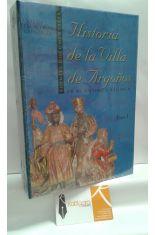 HISTORIA DE LA VILLA DE ARGOÑOS. TOMO 1, EN EL ANTIGUO RÉGIMEN