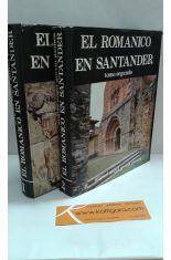 EL ROMÁNICO EN SANTANDER. 2 TOMOS
