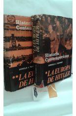 LA EUROPA DE HITLER (2 TOMOS)