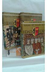 HISTORIA DEL MUNDO EN LA EDAD MEDIA (3 TOMOS)