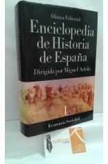 ENCICLOPEDIA DE HISTORIA DE ESPAÑA. 1, ECONOMÍA, SOCIEDAD