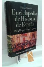 ENCICLOPEDIA DE HISTORIA DE ESPAÑA. 2, INSTITUCIONES POLÍTICAS, IMPERIO