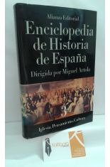 ENCICLOPEDIA DE HISTORIA DE ESPAÑA. 3, IGLESIA, PENSAMIENTO, CULTURA