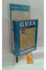 GUÍA URBANA MADRID CON MAPA DE LA COMUNIDAD DE MADRID