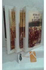 HISTORIA DE GIL BLAS DE SANTILLANA (3 TOMOS)