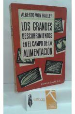 LOS GRANDES DESCUBRIMIENTOS EN EL CAMPO DE LA ALIMENTACIÓN