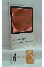 PSICOLOGÍA CONTEMPORÁNEA