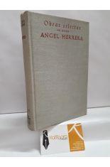 OBRAS SELECTAS DE MONS. ÁNGEL HERRERA ORIA