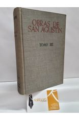 OBRAS DE SAN AGUSTÍN TOMO III. OBRAS FILOSÓFICAS