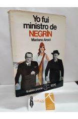 YO FUI MINISTRO DE NEGRÍN