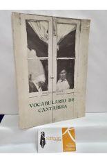 VOCABULARIO DE CANTABRIA