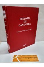 HISTORIA DE CANTABRIA. PREHISTORIA, EDADES ANTIGUA Y MEDIA