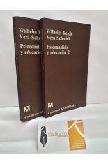 PSICOANÁLISIS Y EDUCACIÓN (2 TOMOS)