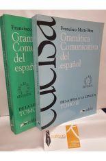 GRAMÁTICA COMUNICATIVA DEL ESPAÑOL, DE LA IDEA A LA LENGUA (2 TOMOS)