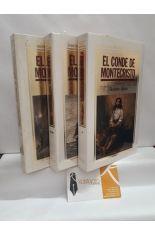 EL CONDE DE MONTECRISTO (3 TOMOS)