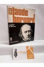 CLAUDE BERNARD Y LA MEDICINA EXPERIMENTAL