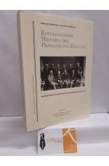 ESTUDIOS SOBRE HISTORIA DEL PENSAMIENTO ESPAÑOL