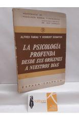 LA PSICOLOGÍA PROFUNDA DESDE SUS ORÍGENES A NUESTROS DÍAS