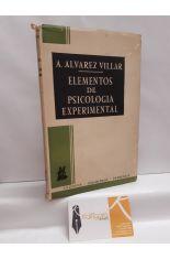 ELEMENTOS DE PSICOLOGÍA EXPERIMENTAL