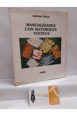 MANUALIDADES CON MATERIALES TEXTILES
