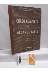 CURSO COMPLETO DE MECANOGRAFÍA