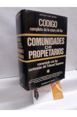 CÓDIGO COMPLETO DE LA CASA Y DE LAS COMUNIDADES DE PROPIETARIOS, COMENTADO CON LAS SENTENCIAS DEL TRIBUNAL SUPREMO