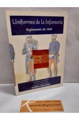 UNIFORMES DE LA INFANTERÍA. REGLAMENTO DE 1886