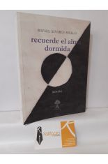 RECUERDE EL ALMA DORMIDA (NOVELA)