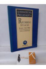 RECORRIDO DE LACAN. OCHO CONFERENCIAS