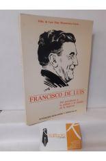 FRANCISCO DE LUIS. DEL PERIODISMO A LA POLÍTICA Y AL MUNDO DE LA EMPRESA