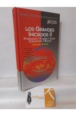 LOS GRANDES INICIADOS II (PITÁGORAS, PLATÓN, JESÚS, ZOROASTRO, BUDHA)