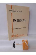 POESÍAS DE FRAY LUIS DE LEÓN