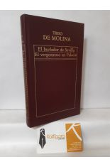 EL BURLADOR DE SEVILLA - EL VERGONZOSO EN PALACIO